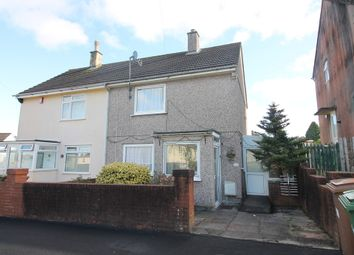 Thumbnail 2 bed semi-detached house for sale in St. Thomas Close, Plympton, Plymouth