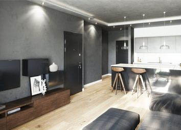 Thumbnail 1 bed flat for sale in Red Lion Court, Reardon Path, London