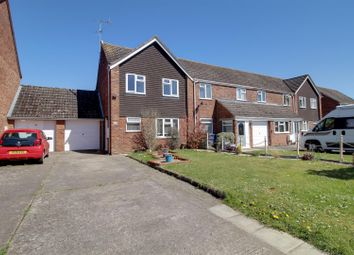 Thumbnail 3 bed end terrace house for sale in Farthing Croft, Highnam, Gloucester