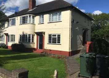 Thumbnail 2 bed flat to rent in Sandringham Gardens, Moortown, Leeds