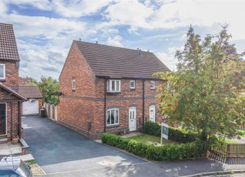 Thumbnail 3 bed semi-detached house for sale in Pickwick Close, Malton