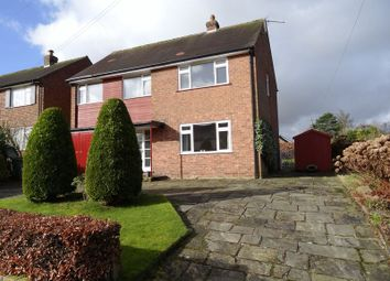Thumbnail 4 bed detached house for sale in Henbury Rise, Henbury, Macclesfield
