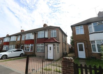 Thumbnail 3 bedroom end terrace house to rent in Sutton Court Road, Hillingdon