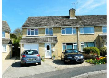 Thumbnail 4 bed semi-detached house for sale in Chesterton Park, Cirencester