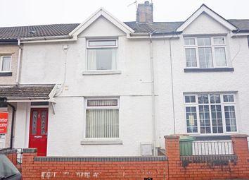 2 bed terraced house for sale in George Street, Ystrad Mynach, Hengoed CF82