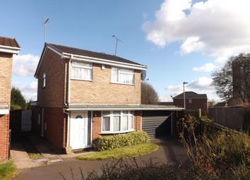 Thumbnail 3 bedroom detached house for sale in Aspen Croft, Stafford, Staffordshire