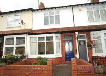 Thumbnail 3 bed terraced house for sale in Warburton Street, Stockton Heath, Warrington