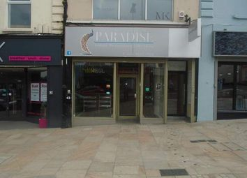 Thumbnail Restaurant/cafe to let in Main Street, Bangor, County Down