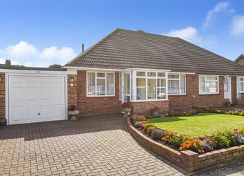 Thumbnail 2 bed semi-detached bungalow for sale in Derwent Drive, Petts Wood, Orpington