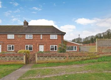 Thumbnail 4 bed semi-detached house for sale in Queens Road, Cromer