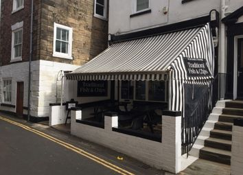 Thumbnail Retail premises for sale in Whitby, North Yorkshire