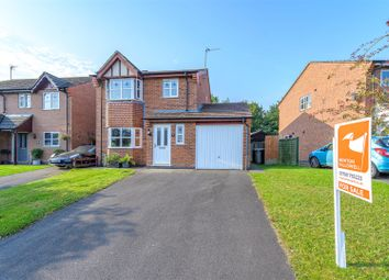 Thumbnail 3 bed detached house for sale in Magellan Drive, Spilsby