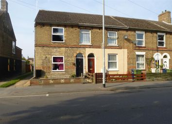 Thumbnail 2 bed terraced house to rent in Station Road, March