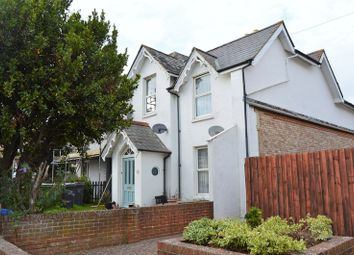 Thumbnail 3 bed flat for sale in Station Avenue, Sandown