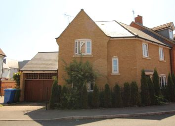Thumbnail 3 bed property to rent in Carnation Crescent, Sittingbourne