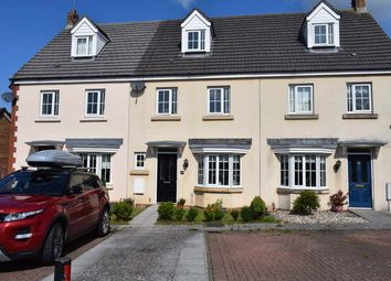 Thumbnail 4 bed terraced house for sale in Heol Y Cwrt, North Cornelly