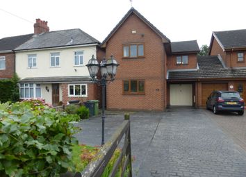 Thumbnail 3 bed link-detached house for sale in Chester Road, Sutton Weaver, Runcorn