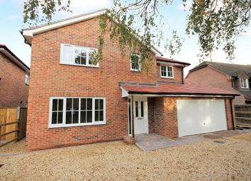 Thumbnail 4 bed detached house for sale in Locks Road, Locks Heath, Southampton