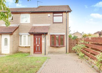 Thumbnail 2 bed semi-detached house to rent in Hazelmere Crescent, Cramlington
