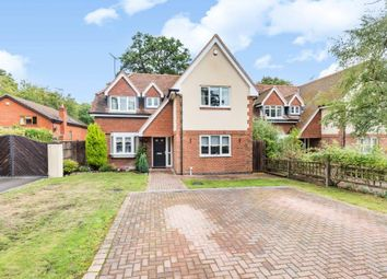 Thumbnail 4 bed detached house to rent in Alexander Close, Finchampstead, Wokingham