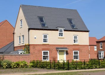 "Thumbnail 5 bedroom detached house for sale in ""Harby"" at Hollygate Lane, Cotgrave, Nottingham"
