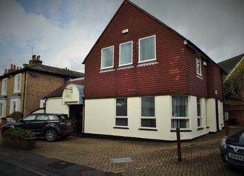Thumbnail Office for sale in Bradbourne Road, Sevenoaks