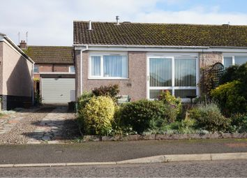 Thumbnail 2 bedroom semi-detached bungalow for sale in Millhill, Dundee