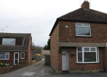Thumbnail 3 bed semi-detached house for sale in Fordwich Road, Sturry, Canterbury, Kent