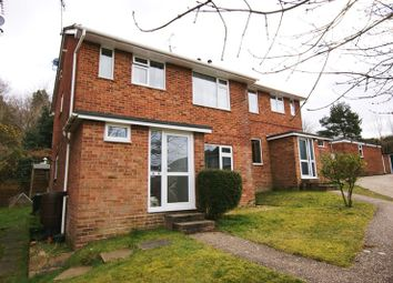 Thumbnail 2 bed flat for sale in Wayman Road, Corfe Mullen, Wimborne