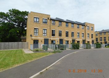 Thumbnail 4 bed terraced house to rent in Caldwell Close, London
