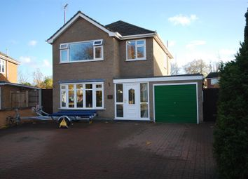 Thumbnail 3 bed detached house for sale in Malvern Avenue, Spalding