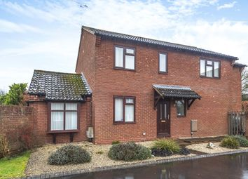 Thumbnail 4 bed detached house for sale in The Hedges, Wanborough, Wiltshire