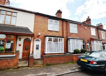 Thumbnail 3 bed terraced house for sale in Dimsdale Parade East, Wolstanton, Newcastle