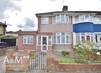 Thumbnail 3 bed end terrace house for sale in Maypole Crescent, Ilford