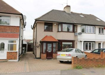 Thumbnail 3 bed terraced house for sale in Priory Close, London