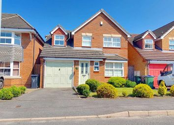 3 bed detached house for sale in St Christopher Drive, Wednesbury, West Midlands WS10
