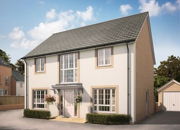 "Thumbnail 4 bed detached house for sale in ""The Northcott"" at Swallow Field, Roundswell, Barnstaple"