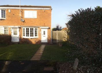 Thumbnail 2 bed end terrace house for sale in Cropton Grove, Bingham, Nottingham, Nottinghamshire