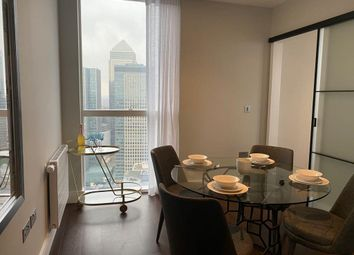 Thumbnail 1 bed flat for sale in Orchard Wharf, London