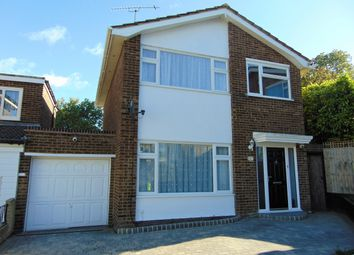 Thumbnail 3 bed detached house for sale in Wren Close, South Croydon