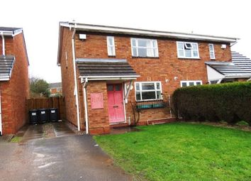 Thumbnail 2 bed semi-detached house to rent in Humphrey Middlemore Drive, Birmingham