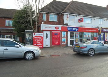 Thumbnail Retail premises for sale in 248 Prince Of Wales Lane, Birmingham