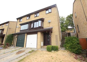 Thumbnail 3 bed semi-detached house for sale in Camilla Court, Earlsheaton, Dewsbury