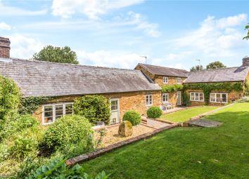 Thumbnail 4 bed detached house for sale in Stud Farm Close, Wardington, Banbury, Oxfordshire