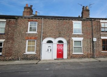 Thumbnail 2 bedroom terraced house to rent in Fenwick Street, York