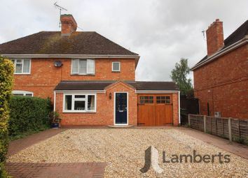 Thumbnail 3 bed semi-detached house for sale in Watts Road, Studley