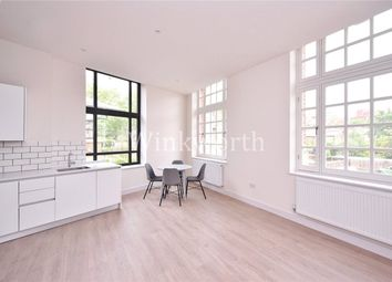 Thumbnail 2 bed flat to rent in Cambridge House, 109 Mayes Road, London