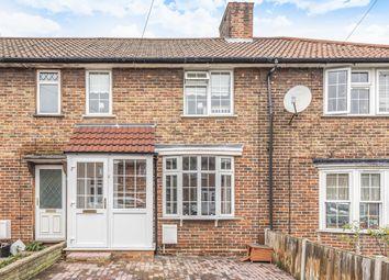 Thumbnail 3 bedroom terraced house for sale in Mells Crescent, Mottingham
