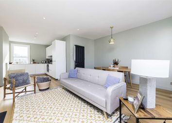 Thumbnail 2 bed flat for sale in Strathblaine Road, London