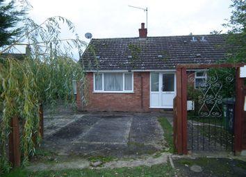 Thumbnail 2 bed semi-detached bungalow for sale in 8 Hatherley Gardens Barton Bendish, Kings Lynn, Norfolk